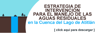 Estrategia de intervencion para el manejo de aguas residuales en la cuenca del lago de atitlan
