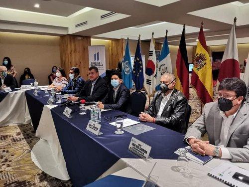 Alianza vicepresidencia- Embajadores y Cooperación Internacional - DIRECCIÓN EJECUTIVA