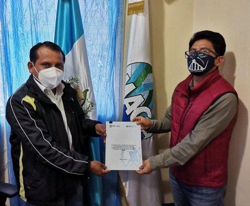 AMSCLAE y MAGA firman Plan de Trabajo para la Conservación de los Recursos Ecosistémicos de la Cuenca del Lago de Atitlán