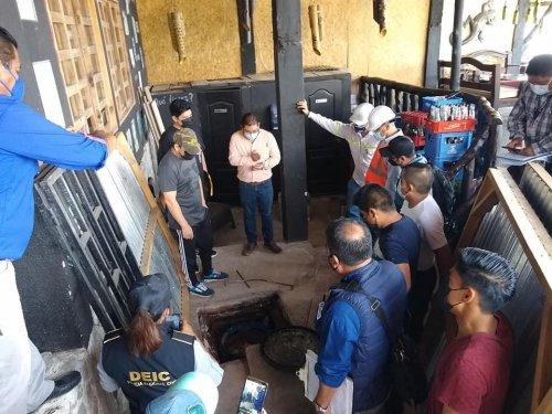 AMSCLAE continúa inspecciones de verificación de cumplimiento legal