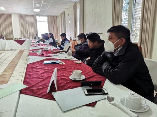 Ranking Municipal sobre Agua y Saneamiento del departamento de Sololá es presentado a alcaldes de la cuenca del lago Atitlán