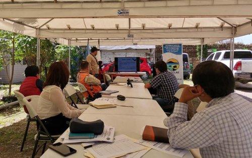Primera reunión de reactivación y reorganización de la Comisión de Manejo y Conservación de los Recursos Naturales del Departamento de Sololá