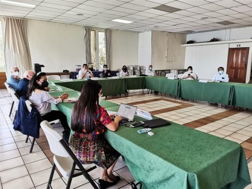 Primera Sesión Extraordinaria de la Coordinación Ejecutiva de la AMSCLAE